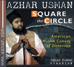 Square the Circle : American Muslim Comedy of Distortion
