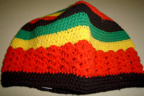 Knitted Colored