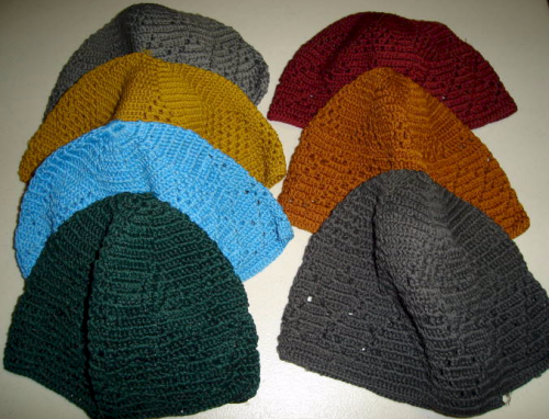 Knitted Various Colors Thick