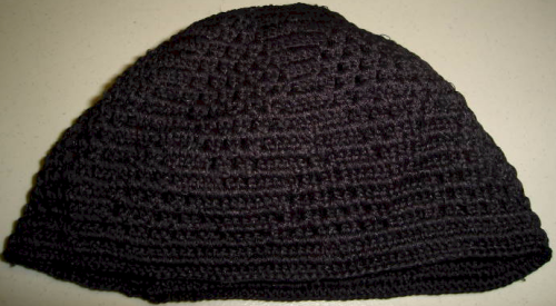 Knitted Black Small